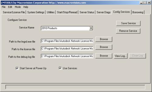 Config_Services