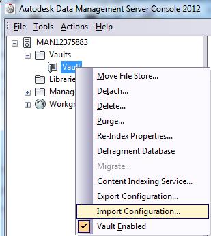 ImportConfiguration