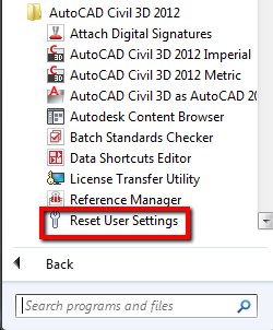 Autocad Civil 3d 2012 Service Pack