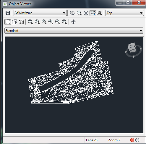Being Civil: AutoCAD Civil 3D 2013 New Features: Surface as a Hide