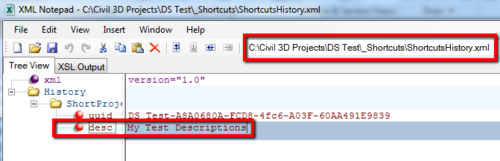 DescriptionXML