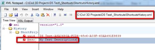DescriptionXML
