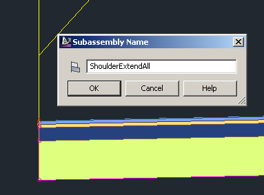Subassembly Names