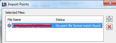 No_point_file_error