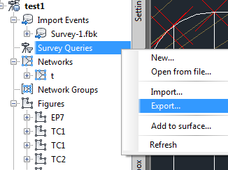 SurveyQueryExport